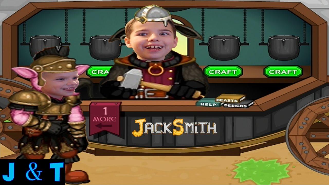 Playing JackSmith - YouTube