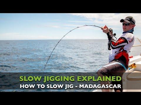 HOW TO SLOW JIG - SLOW JIGGING EXPLAINED - MADAGASCAR