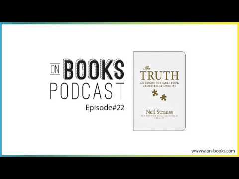 Neil Strauss Interview on The Truth - On Books Podcast Episode #21