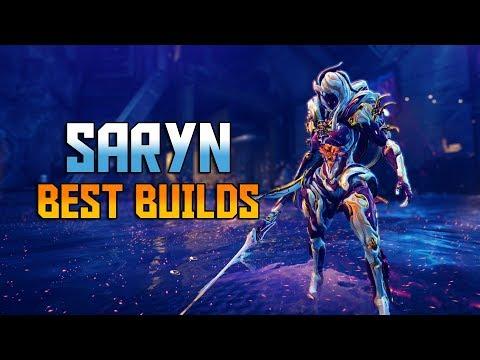 [WARFRAME] Best Saryn