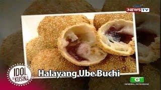 Idol sa Kusina recipe Halayang Ube Buchi