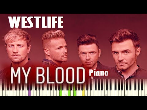 westlife---my-blood-(piano-)