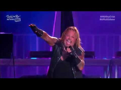 Fred - Did Vince Neil Forget The Words?