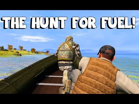 THE HUNT FOR FUEL! - Arma 2: DayZ Mod (Season 2) - [2]