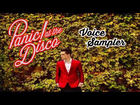 Panic! At The Disco - Ringtone Sampler (Brendon Urie Version) (GREAT QUALITY)
