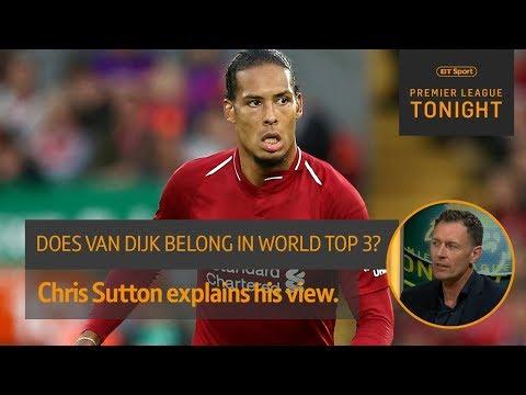 Debate: Is Virgil van Dijk among the top 3 best players in the world? | Premier League Tonight