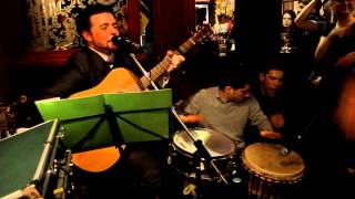 Andy Hartin - The Man Who Can't Be Moved feat. Rayyan Sabet-Parry (The Script Cover)