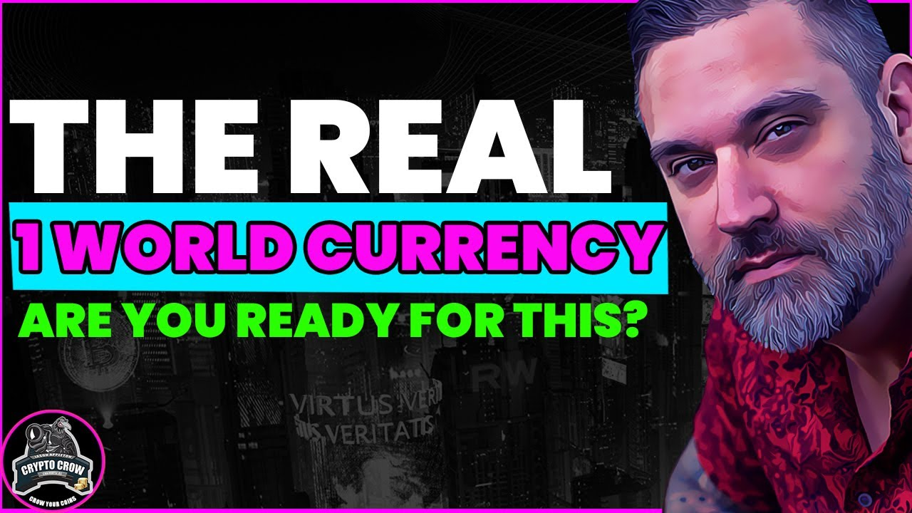Download The REAL One World Currency - You Ready For This?