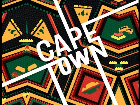 Cape Town Animation