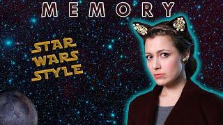 CATS   Memory   Star Wars style (Whitney Avalon)