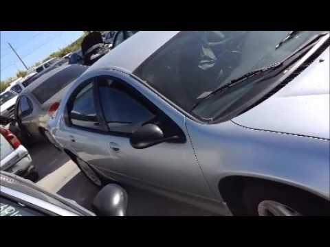GovDeals: 27164/ 2004 Dodge Intrepid SE