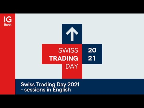 Swiss Trading Day 2021 - sessions in English