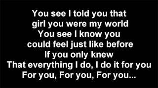Bei Maejor   Everything I Do Lyrics YouTube Videos