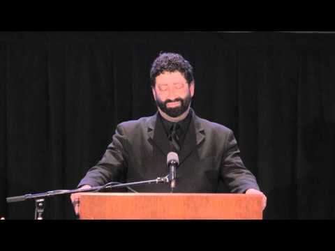 Jonathan Cahn Shares a Prophetic Message at the National Day of Prayer