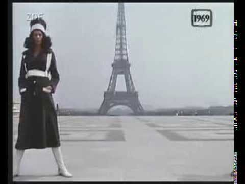 Fashion from 1969 - Paco Rabanne