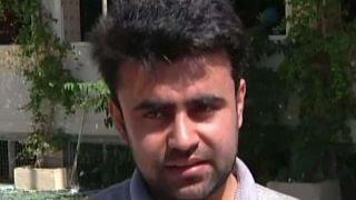 Witness describes scene of Kabul suicide attack