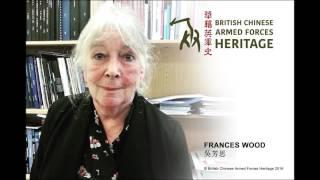 Frances Wood Audio Interview