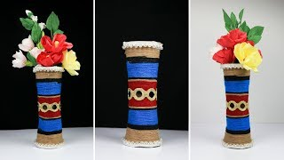 Gambar cover DIY: Flower Pot out of Disposable Plastic Glass | Best Out Of Waste