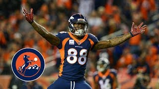 Demaryius Thomas 2017 Breakdown: #TTG4realFilmRoom