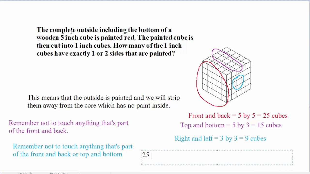 Math Olympiad Contest Problems for Elementary and Middle Schools: #72 [HD]