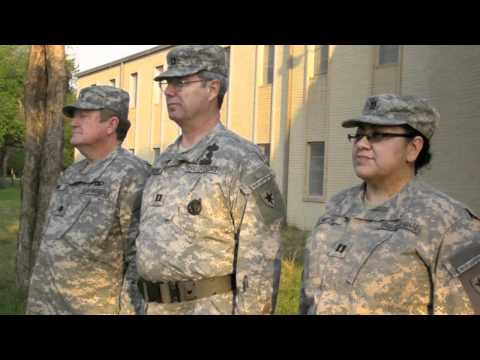 TeXas State Guard Basic Orientation Training