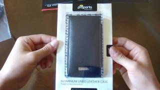 Proporta Unboxing ~ iPod Touch & PSP Cases (Reviews Coming Soon!)