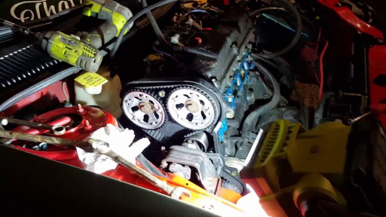 How To Replace A Dodge 20 24 Headgasketpt1neonstartuspt Neon Srt 4 Wiring Cruiser Caravan Srt4breezeetc Youtube