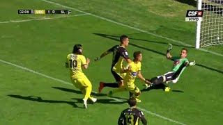 Universidad de Concepción vs San Luis 2-0 Gols Del Partido