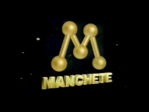 Manchete Esportiva (trecho) - 15/03/1990