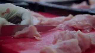 Видеоролик для мясного отдела