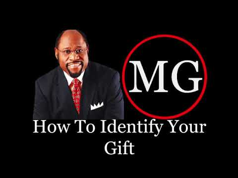 Dr  Myles Munroe   How To Identify Your Gift