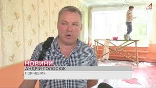 Підрядник власним коштом відновить збитки від зливи у ДНЗ №26