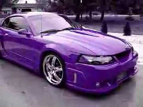 Mustang Gt Custom Paint Jobs