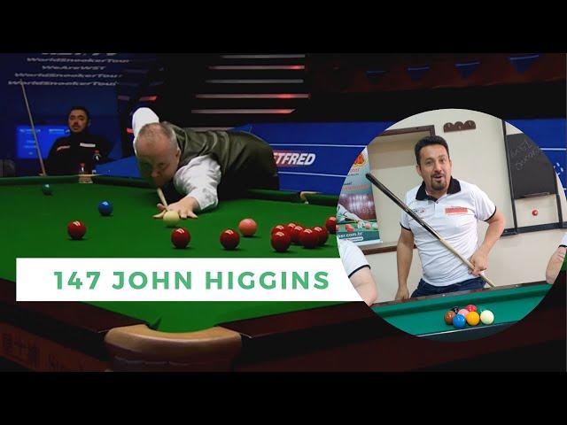 Reagindo ao 147 de John Higgins + Novidades