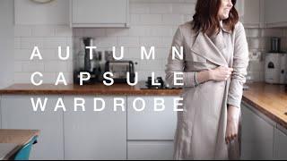 My Autumn Capsule Wardrobe | ViviannaDoesStyle
