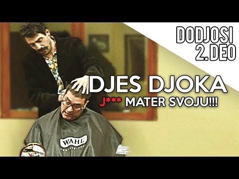 Djordje Cvarkov - IMITIRA DODJOSE ( Kompilacija ) 2.Deo | 20min