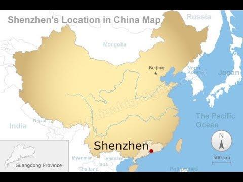 Hello Shenzhen: Futian, Central Business District
