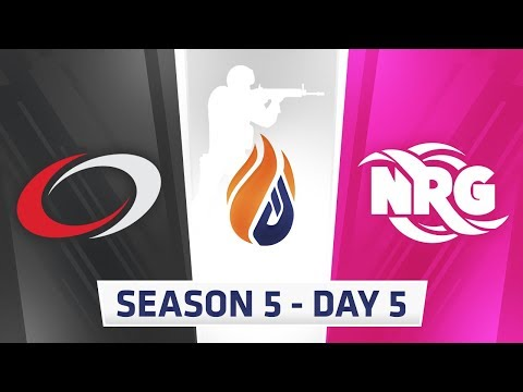 ECS Season 5 Day 5 - Complexity vs NRG