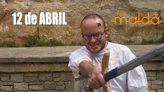 ¡QUE PASA CRACK!  Ave Chatum os esperamos el 12 de abril en el cine Maldá  video 3/4