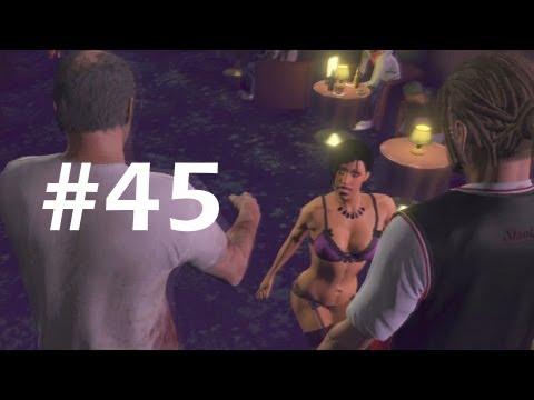 Grand Theft Auto 5 - Walkthrough Gameplay - Part 45 - Strip Club Is Mine (GTA V)