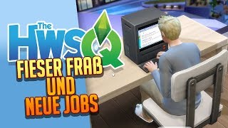 SIMS 4: HWSQ 💛 013: Fieser Fraß & Neue Jobs
