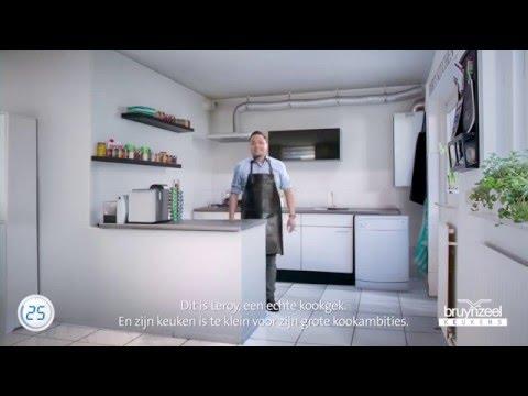 Bruynzeel Keukens Utrecht : Bruynzeel keuken piet zwart te koop showroomkeukens