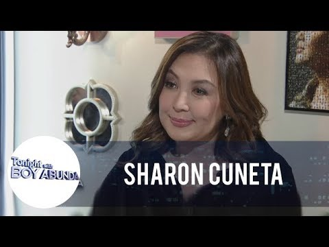 TWBA: Sharon Cuneta shares that she's over talking about her exes
