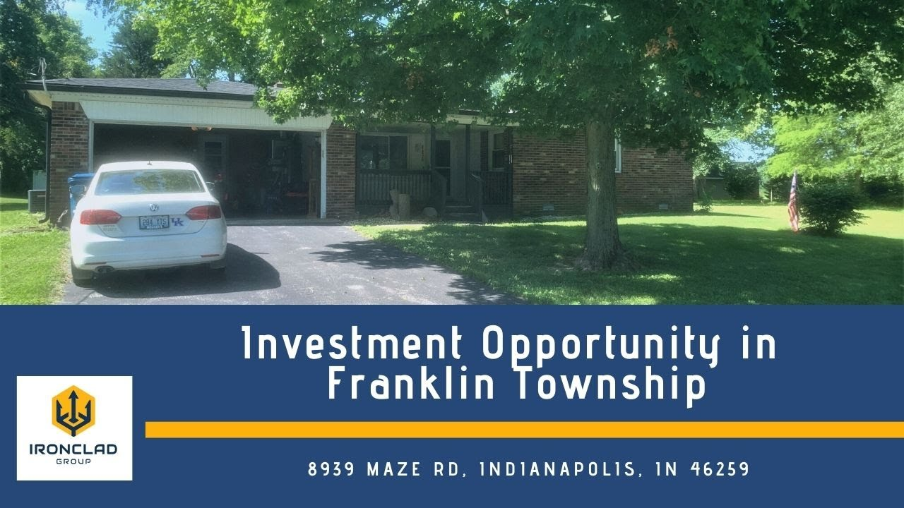 Investment Opportunity in Franklin Township