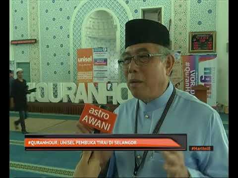 #Quranhour: Unisel pembuka tirai di Selangor