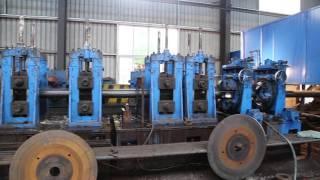 zhengda steel pipe erw steel tube manufacture