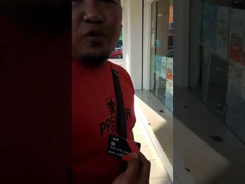 Bitcoin Withdraw Cash At Malaysia Bank By Xapo Card...info 0199284683