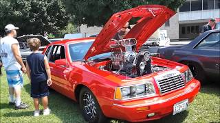 A Walk About the 6th Annual Maaco Classic Car and Truck Show 2