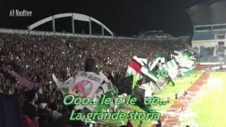 La Grande Storia  - Brigata Curva Sud (With Lyric)    PSS Sleman Vs Madura United (01-04-2017)