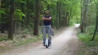 Electric Unicycle Brothers - Unbreakable MonoWheel
